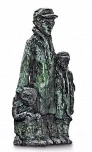Itzhak Belfer_statue_006