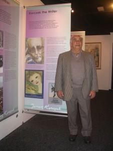 המוזיאון היהודי לונדון 2007